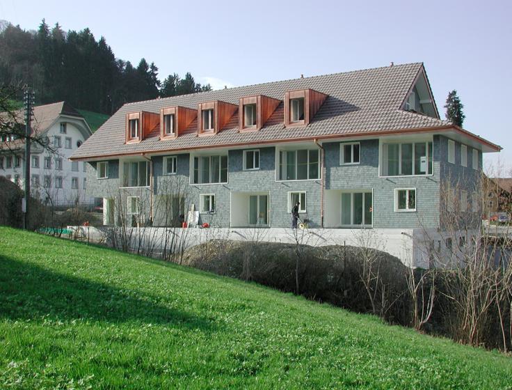 Wohnhaus Oberdorf | Altishofen