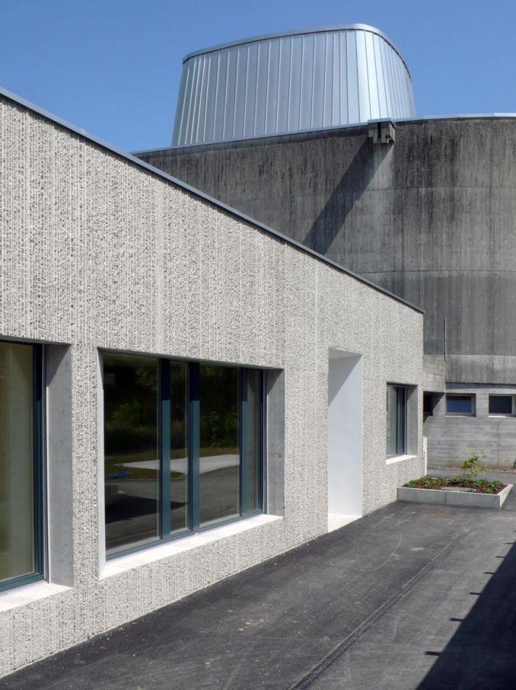 Erweiterung kath. Kirche | Oberkirch LU