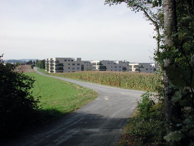 Überbauung Haselwart | Oberkirch